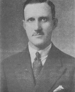 First General Manager of the EFU General Insurance Company, Calcutta, India. Mr. Edward Norman Menhinick remained in service from 1932 to 1939.
