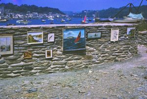Exhibition-Polruan-Fowey-1960s